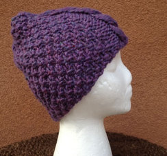 Photo of Linda's Workshop: Snail Sail Purple