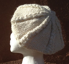 Photo of Linda's Workshop: Fashion Beret White