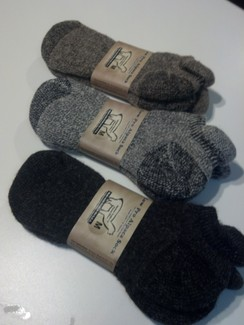 Alpaca Socks - Low Cut