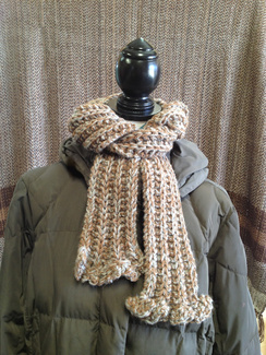 Photo of Linda's Workshop: Carmel Scarf
