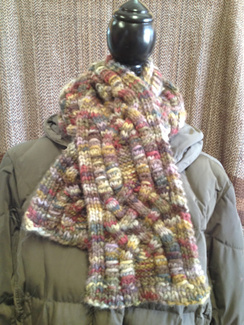 Photo of Linda's Workshop: Fall Colors Scarf