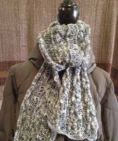 Photo of Linda's Workshop: Cria Grey SOLD