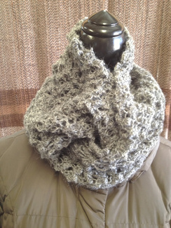 Photo of Linda's Workshop: Grey Sisters Cowl