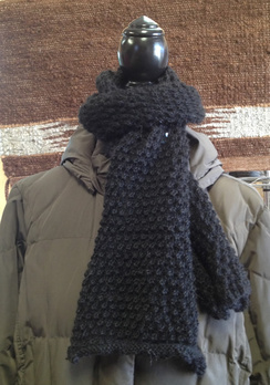 Photo of Linda's Workshop:Dobby's Elfin Scarf