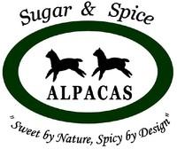 Sugar & Spice Alpacas - Logo