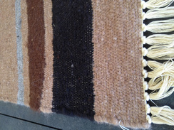 Photo of Ingrid'sRunnerRug FawnMid-part, Stripes
