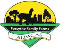 Forsythe Family Farms Alpacas - Logo