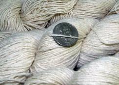 Lot 13-190 Heavy Lace Wt. Yarn