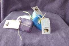 Photo of Felted Goats Milk Soap