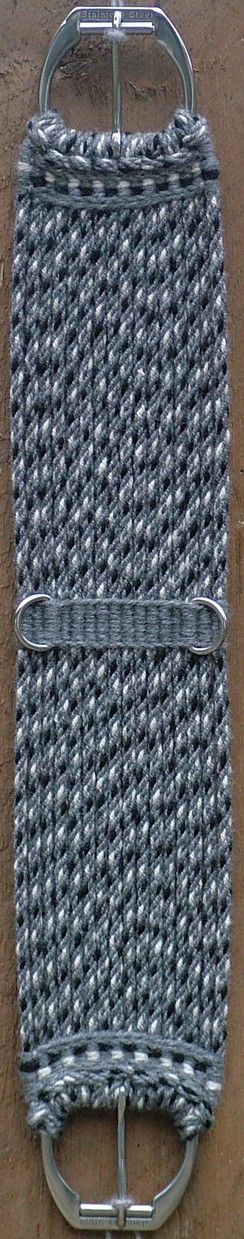 "Photo of Silver Bullet - 30"" Western Cinch"