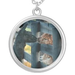 Photo of Alpaca Kissing Pendant