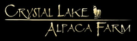 Crystal Lake Alpaca Farm - Logo