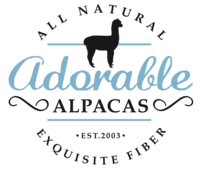 Adorable Alpacas - Logo
