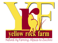 Yellow Rock Farm - Logo