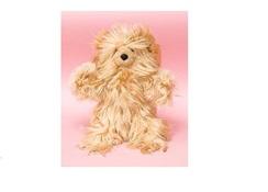 Premium Baby Alpaca Suri Bear