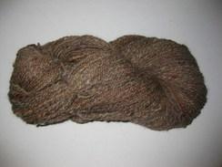Suri/huacaya handspun - natural and dyed