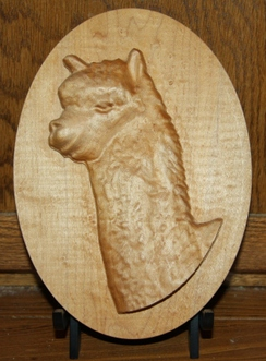 Alpaca Wood Carvings!