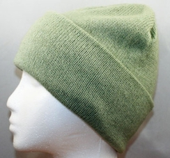 Hat-Dyed Watch Cap