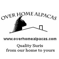Over Home Alpacas, LLC - Logo