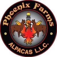 Phoenix Farms Alpacas, LLC - Logo