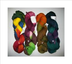 Paca-Peds Multi-Color Sock Yarn