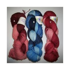 Paca-Peds Multi-Tone Sock Yarn