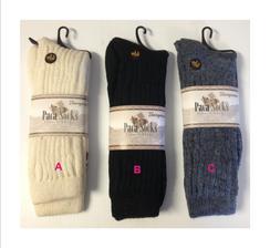 Classic Alpaca Unisex Therapeutic Socks