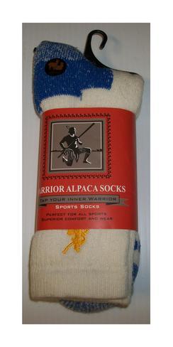 High Performance Crew Athletic Socks