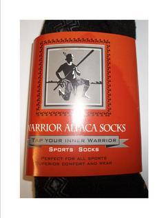 Non-Slip Alpaca Sock