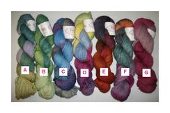 Paca Paints: 100% Superfine Alpaca Yarn