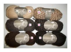 Eco Baby Alpaca Yarn