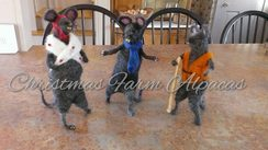Photo of The 3 Blind Mice Sculpture