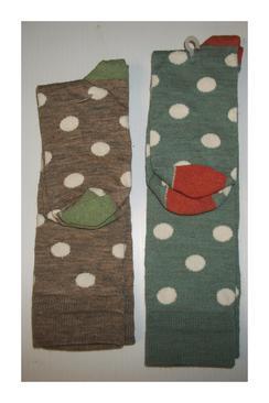 SuriPaco Dot Socks