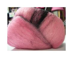 Bohemia Fibers Pink A Doodle Roving