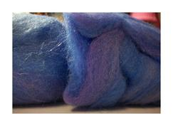 Bohemia Fibers Texas Bluebell Roving