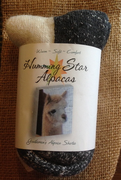 Photo of Humming Star Alpaca Ankle Sock~Men/Ladie