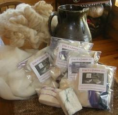 Large Felt a Soap Kit (for 6)
