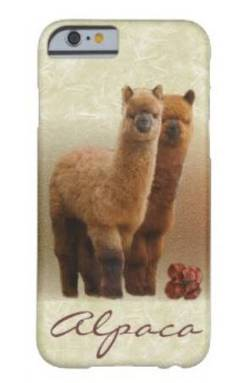 Alpaca iPhone 6 Case