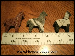 SOLD Alpaca Brooch or Pin