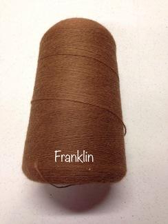 Photo of Yarn: Fingering Wt. Alpaca Cone Franklin