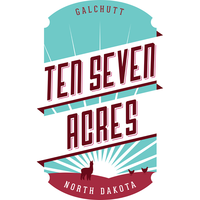 Ten Seven Acres - Logo