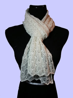 Photo of Suri Alpaca Lace Scarf