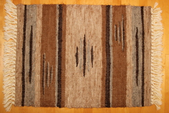 Photo of Hand Woven Alpaca Rugs  2'x3'