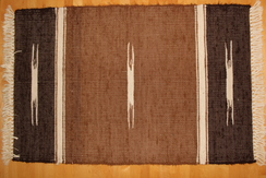 Photo of Hand Woven Alpaca Rugs 3'x5'