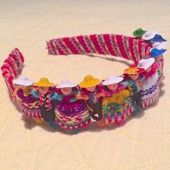 Little-People Headband