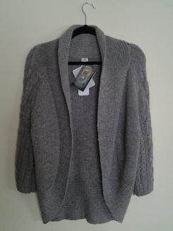 Photo of Classic gray shrug