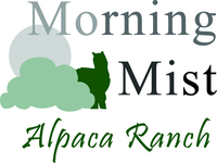 Morning Mist Alpaca Ranch - Logo