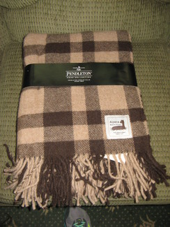 Photo of Pendleton Alpaca Blanket