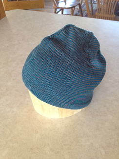 Mens Knitted Alpaca Hats