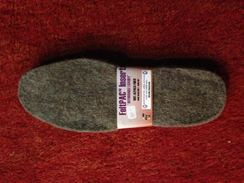 Alpaca Felted Shoe Inserts